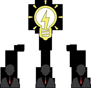 Geschäftsmänner_Ideen